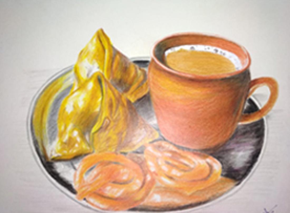 Its Tea Time !!